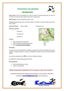 Carrera Score Las Lagunetas